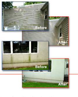 Residential Services Kent County Power Washing